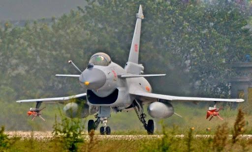 China J-10 Firebird