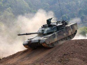 Pakistan / China – VT4 MBT