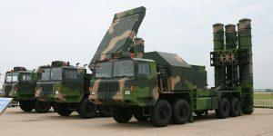 China – HQ-9 Long-Range SAM