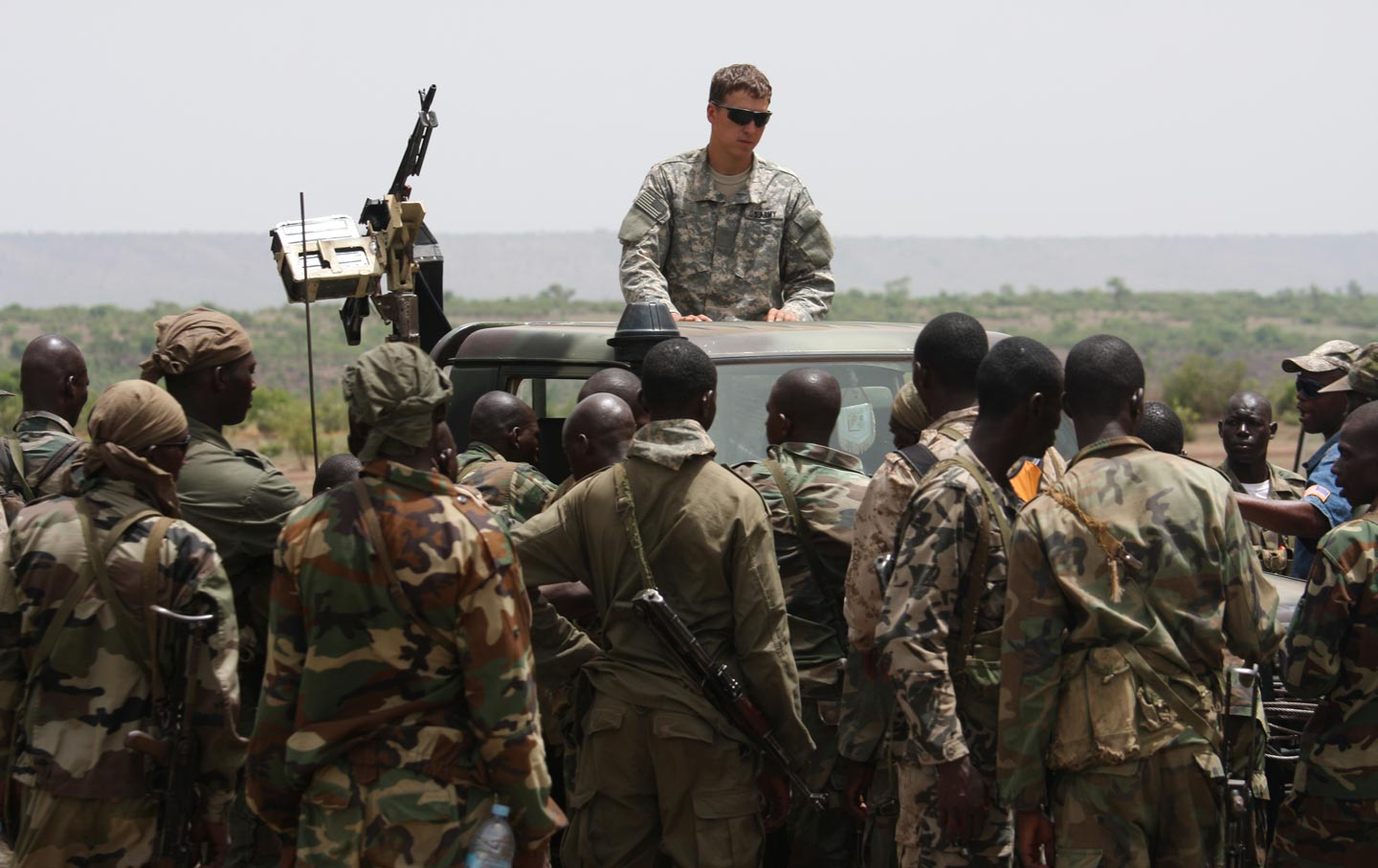 US Africa Command (Africom) Carried Out the Largest Military Exercise of the African Continent