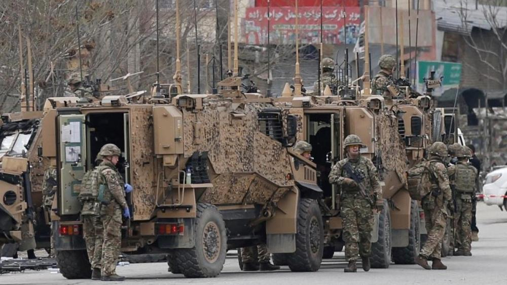 NATO Looks to Qatar for Base to Train Afghan Forces Post-Withdrawal