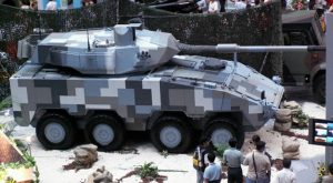 105mm U.S. Tank Guns to be Tested by Taiwan Military