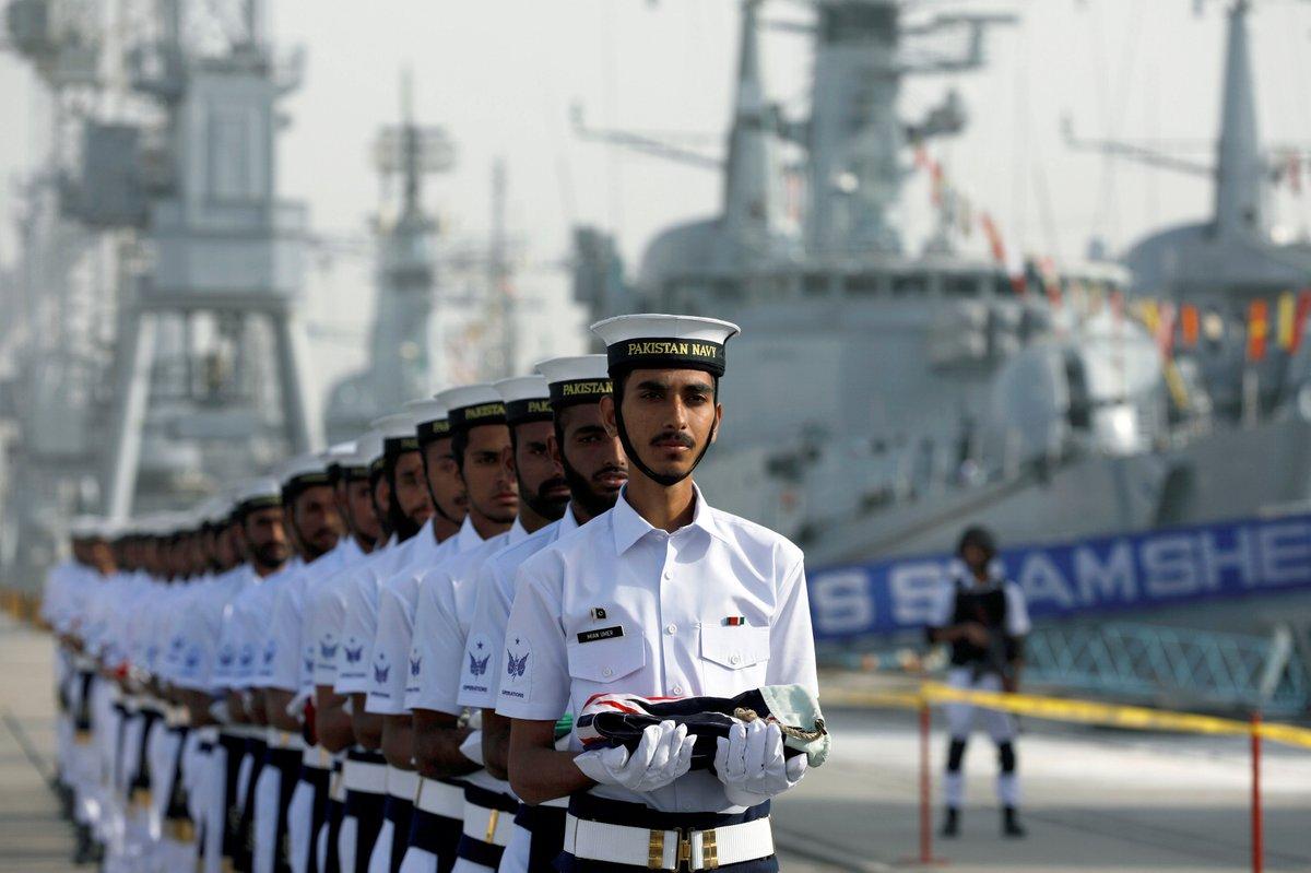 Pakistan Navy – AMAN Exercise