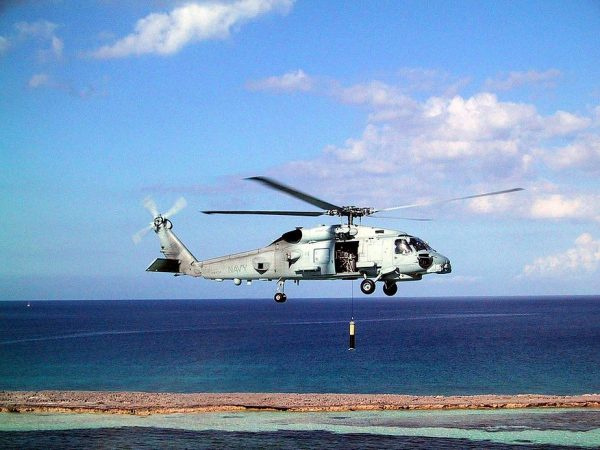 India to Receive Three MH-60R Seahawk Multi-Mission Helicopters by July 2022