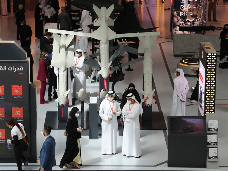 IDEX 2021: UAE Signs $1.36 B in Defence Contracts