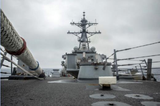 Chine slams US-Australian Navy Drills