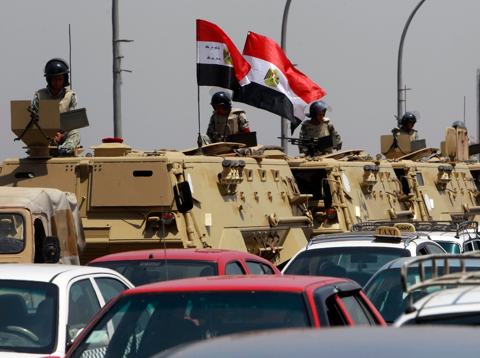 Egypt's Transition Away From American Military Equipment is a National Security Concern