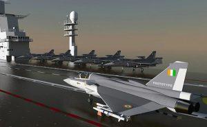 India's TEDBF Fighter Design / Concept