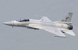 Pakistan Delivers Three JF-17 to Nigeria