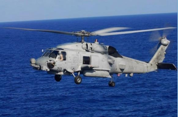 MH-60R Seahawk Multi-Mission Helicopters