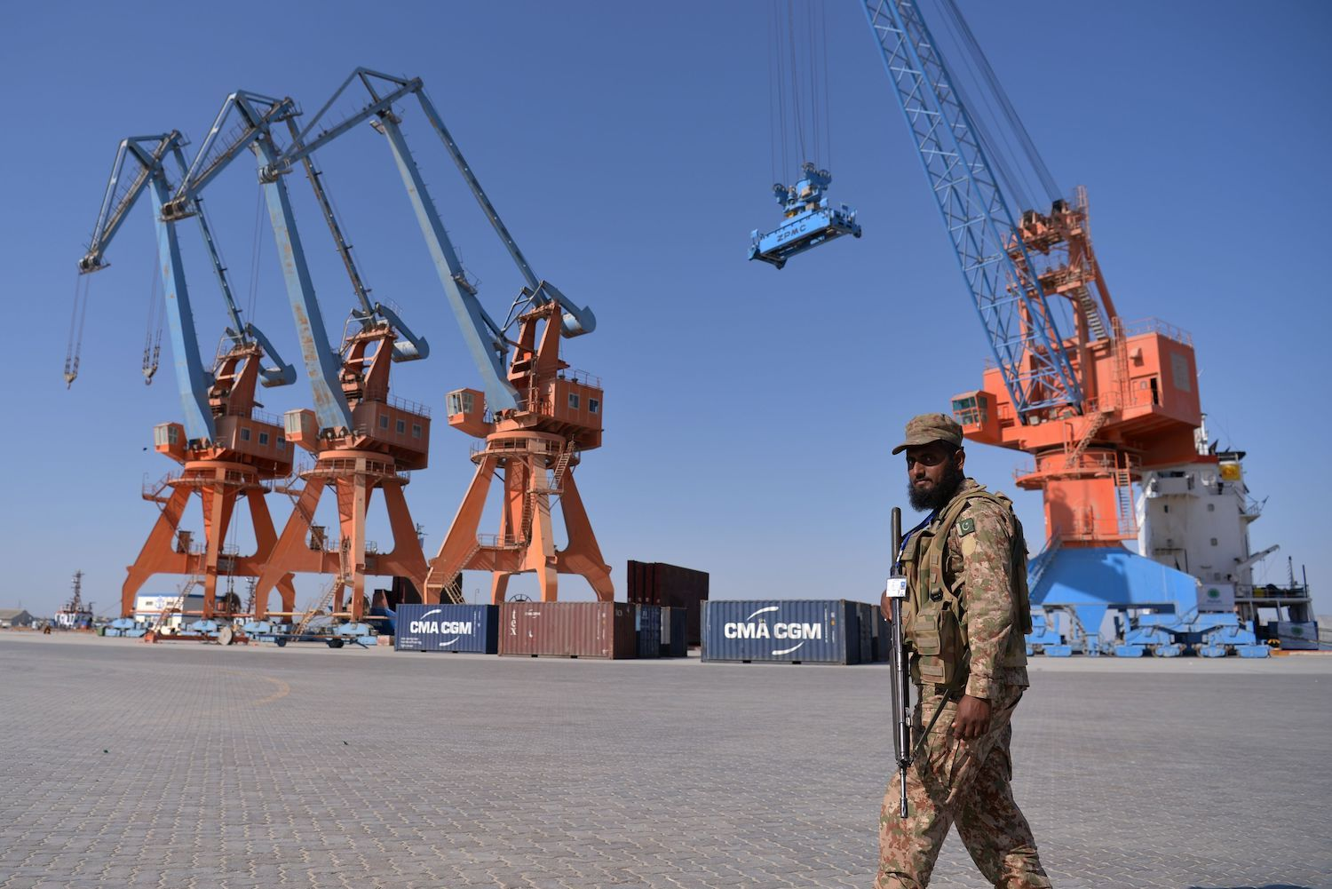 Pakistan – How to Achieve Private Sector Growth in Defense