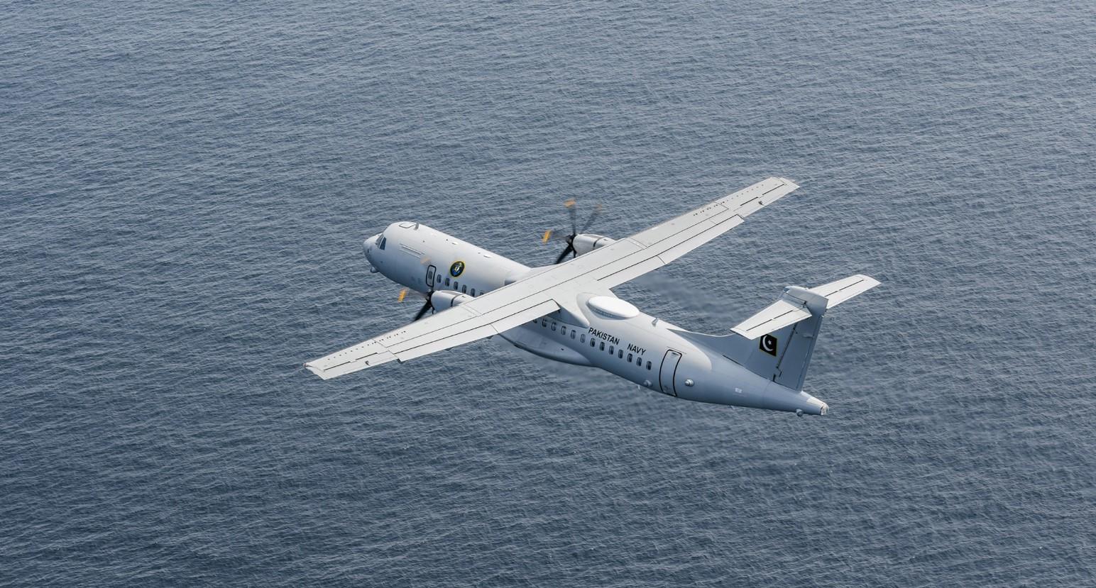 Pakistan/Germany – RAS-72 Sea Eagle MPA