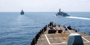 Pakistan Navy participates in Exercises with the US and Canada