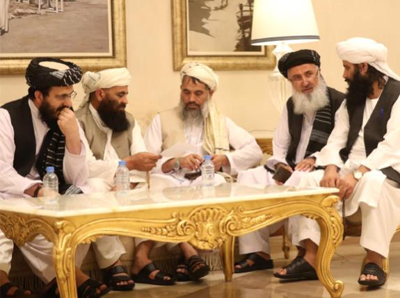 Position on Peace Deal in Afghanistan