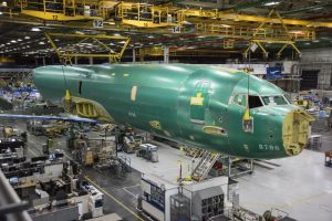 Production Starts for Norwegian P-8A LRMPA