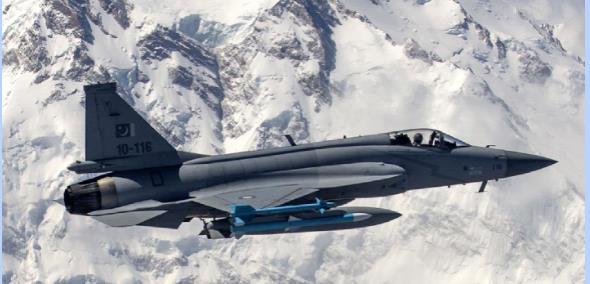 Three JF-17 to Nigeria