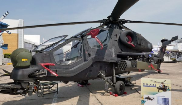Turkey to Export T129 Helos to the Philippines