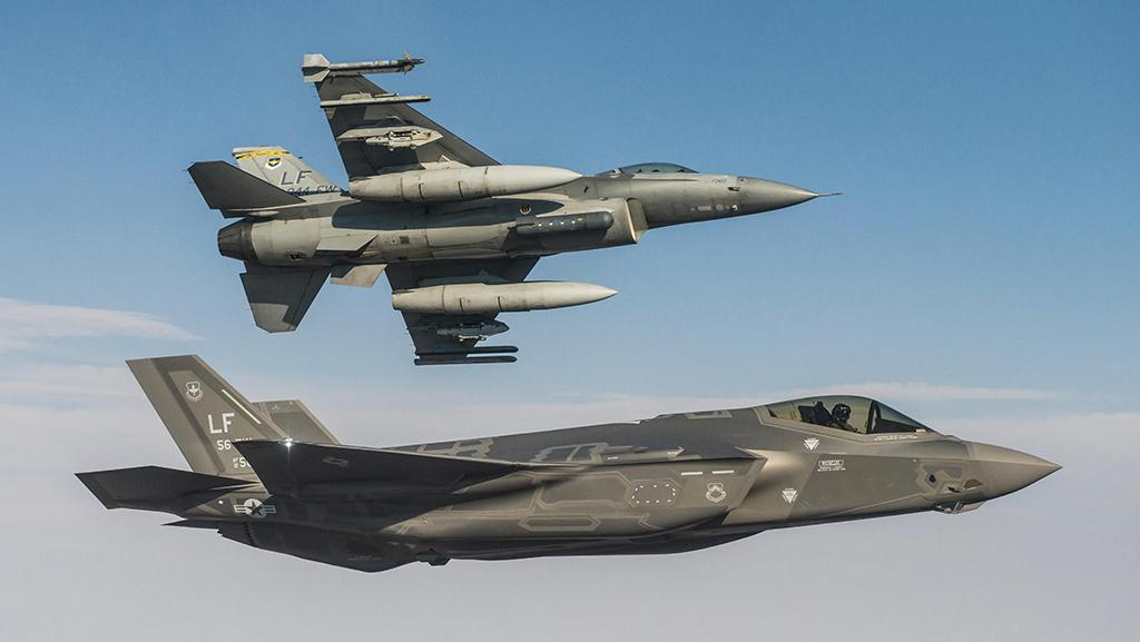USAF Seeks New Design to Replace F-16