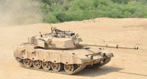 Pakistan – Al-Zarrar MBT